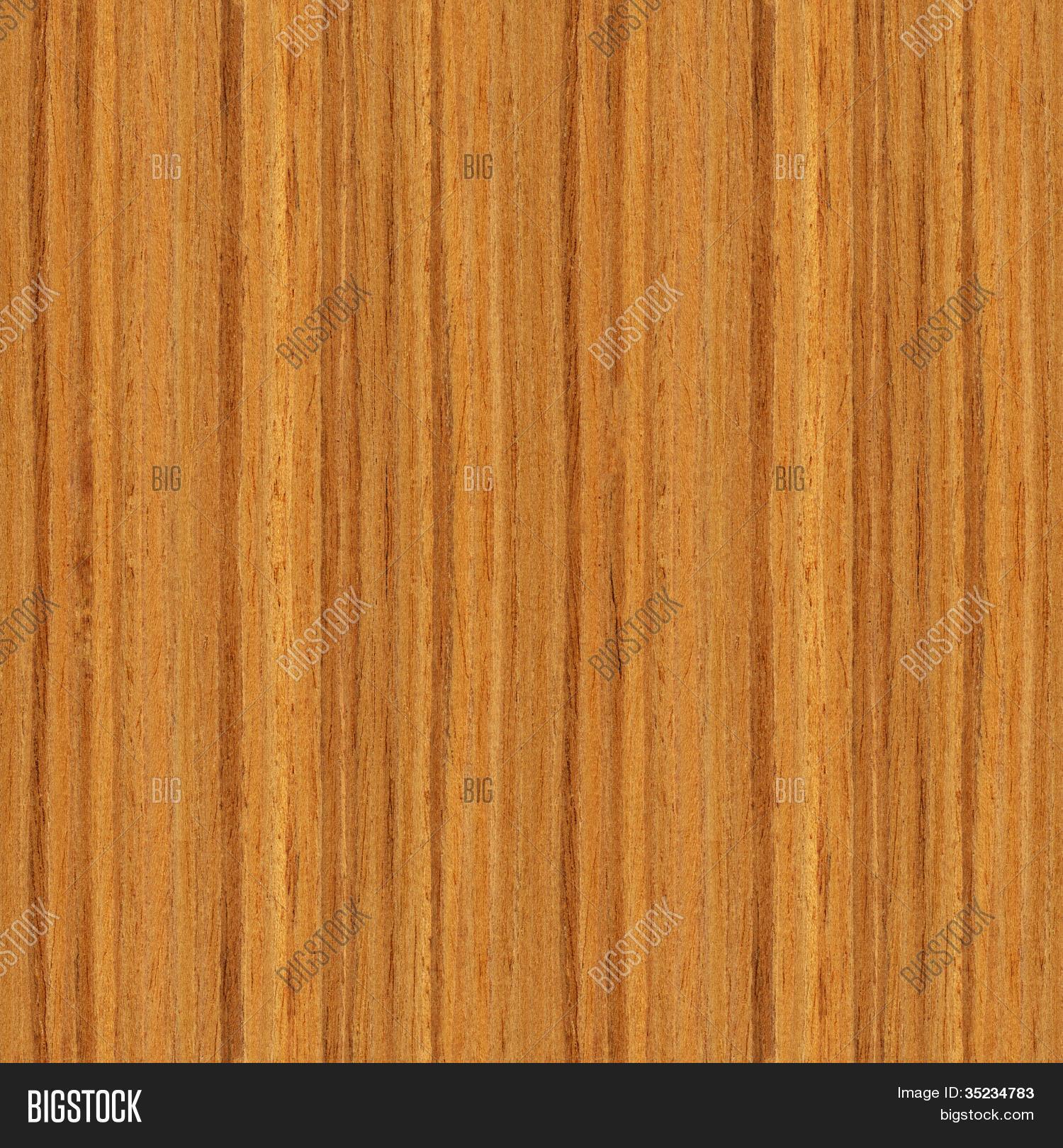 Seamless Teak Wood Texture