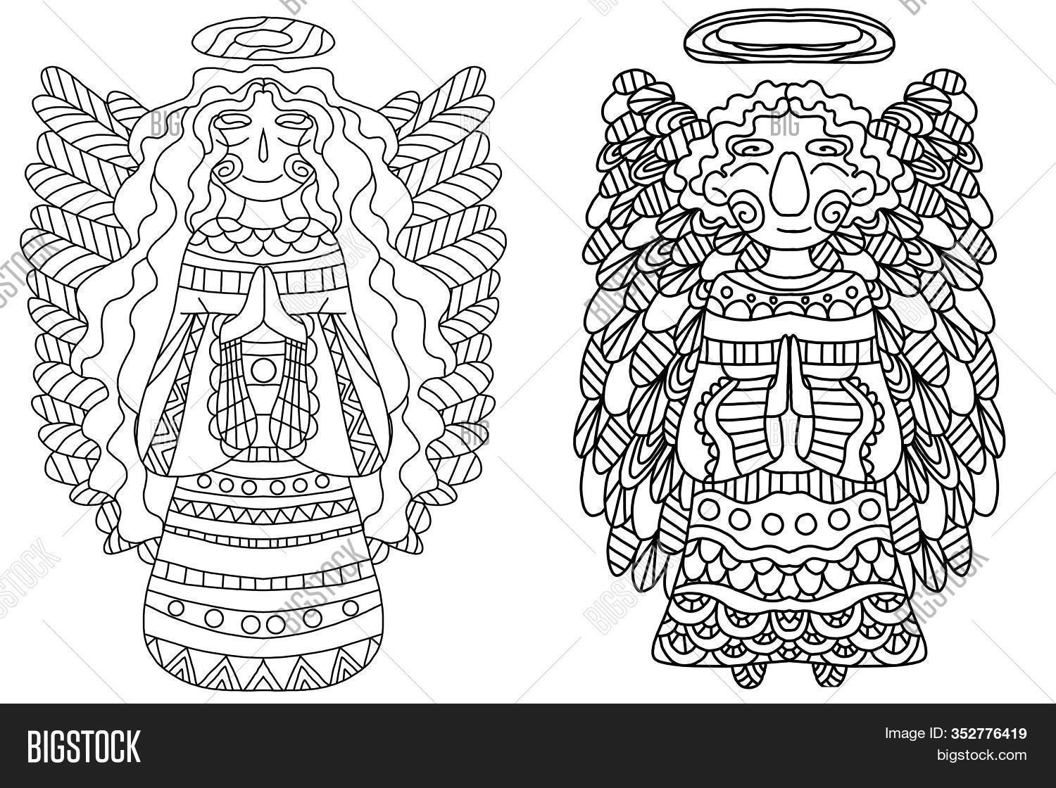 The Heroes of the Bible Coloring Pages on Behance | 1120x1500