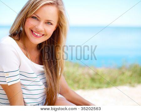 Summertime (medium format image)