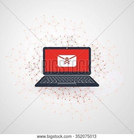 Network Vulnerability Alert - Virus, Malware, Ransomware, Fraud, Spam, Phishing, Email Scam, Hacker