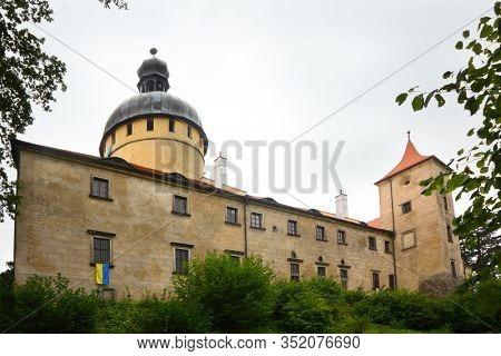 Castle Grabstejn in Czech Republic