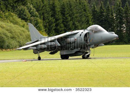 Harrier Attack Aircraft