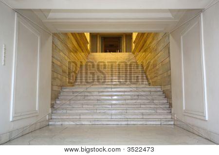 Palace Luxurious Entrance