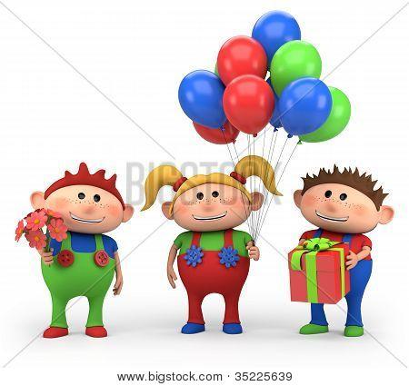 Birthday Kids