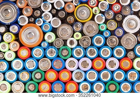 Accumulator, Batteries, Blue, Capacity, Charge, Closeup, Colorful, Cylinder, Ecology, Electric, Elec