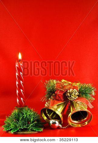 Christmas Lighting Candle