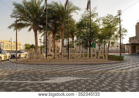 Dubai / Uae - February 21, 2020: