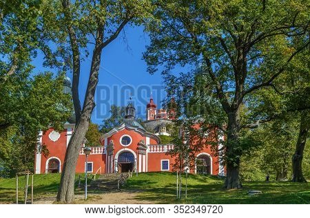Calvary Banská Stiavnica Is The Most Important Baroque Calvary In Slovakia
