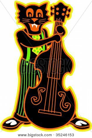 Rockabilly Clip Art
