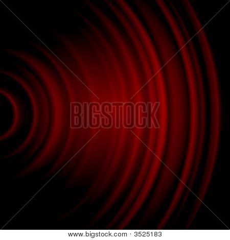 Red Soundwave