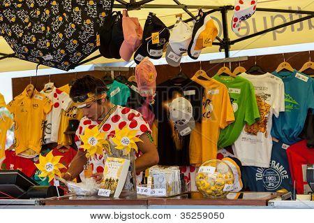 Tour Of France Official Boutique