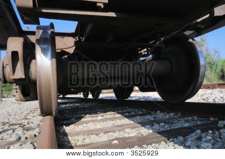 Under The Train
