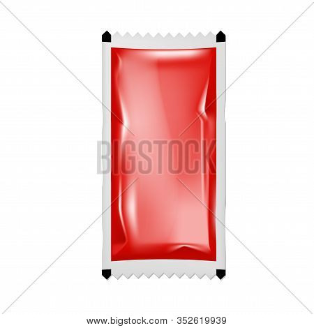 Tomato Sauce Ketchup Sachet Slim Small Package