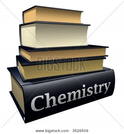 Education Books - Chemistry
