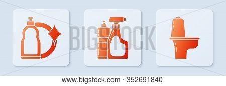 Set Plastic Bottles For Liquid Dishwashing Liquid, Plastic Bottles For Liquid Dishwashing Liquid And