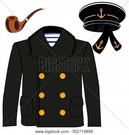 Military Form Of The Sailor Of The Marine