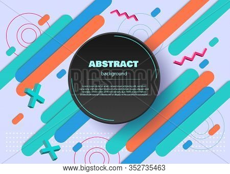 Hipster modern geometric abstract background. Abstract circle geometric pattern design and background. Background Of Gradient Smooth Background Texture On Elegant Rich Luxury Background Web Template Or Website Abstract  Background business Paper. Vector b