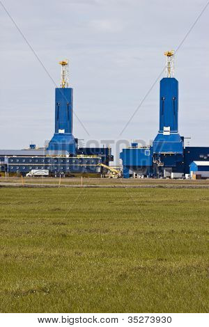 North Slope Rig