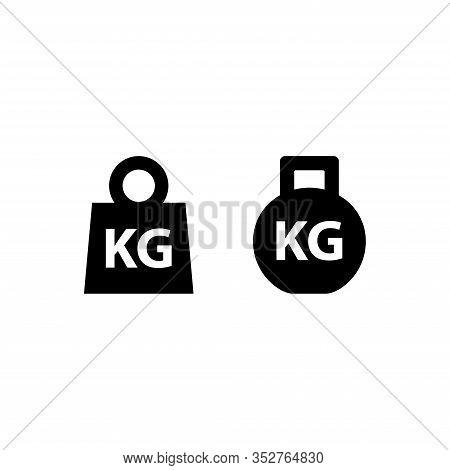 Weight. Weight Icon Vector. Weight Icon App. Weight Icon Web