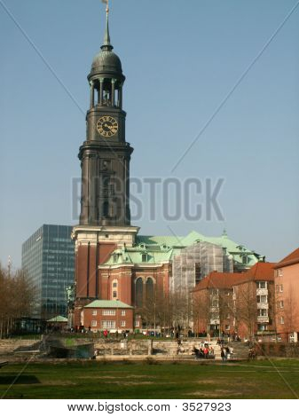 Michel In Hamburg (St. Michaelis Kirche)