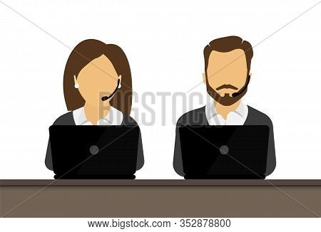 Call Center Operator, Customer Service, Hotline Suppot Service