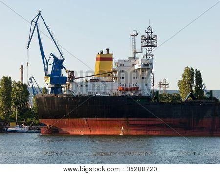 Bulk carrier BALTIC STAR