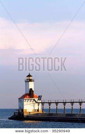 Michigan City, Indiana Lighthouse