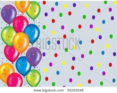 Happy birthday desktop card