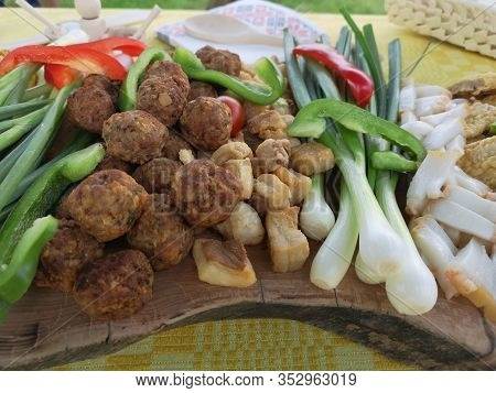 A Delicious Peasant Dish With Romanian Specific