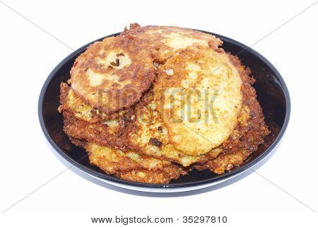 Potato Small Cakes