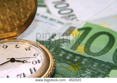 Clock On Euros