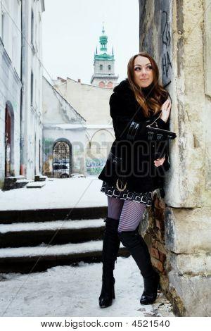 Girl In The Street