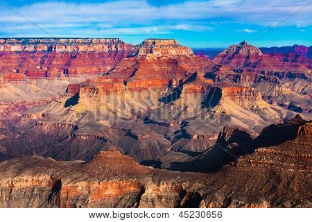 The World Famous Grand Canyon National Park, Arizona, United States