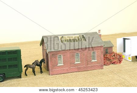 Horse Meat Factory