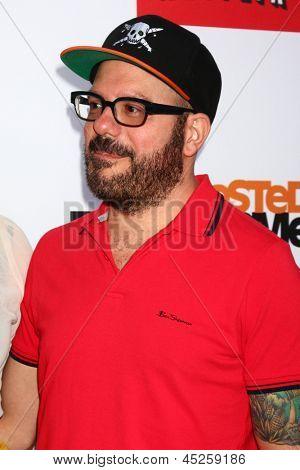LOS ANGELES - APR 29:  David Cross arrives at the