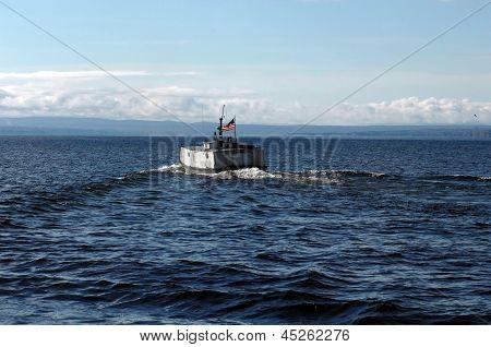 Submarino de acabado