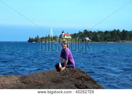 Avid Lighthouse Lover