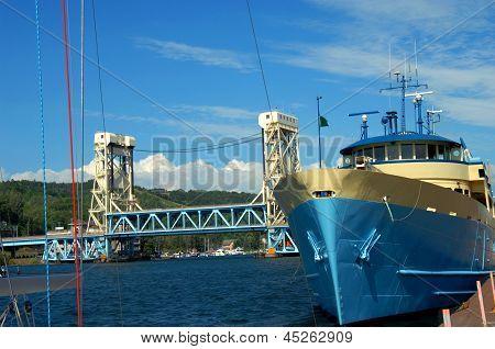 Isle Royale Transportation