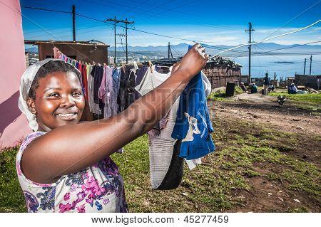 Family's Laundry