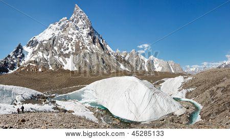 Trekking On The Baltoro Glacier, Pakistan