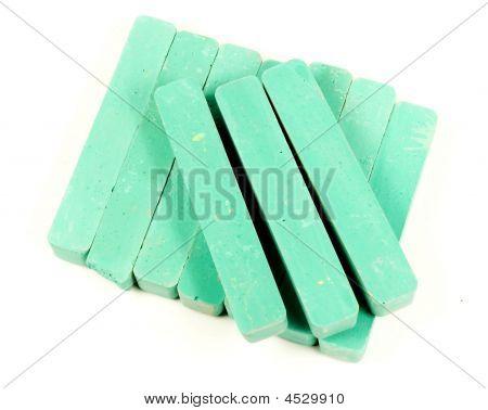 Group Green Chalk