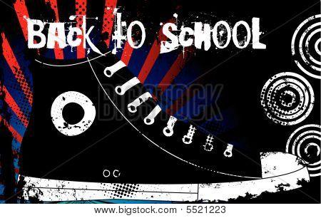 Shoe Back To School