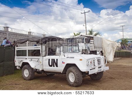 United Nations Peacekeeping Mission