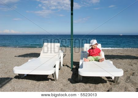 On Deck Chair