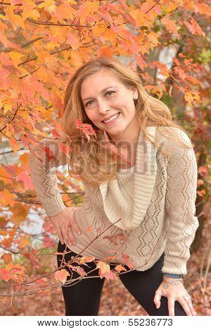 Autumn Blond III