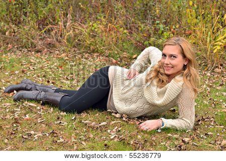 Autumn Blond I