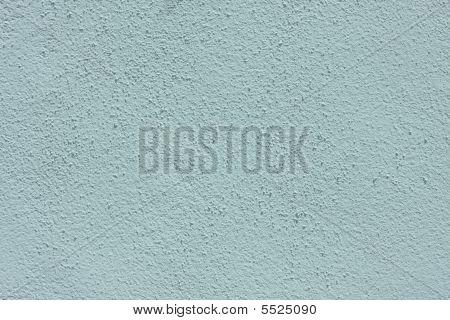 Blue Stucco Detail