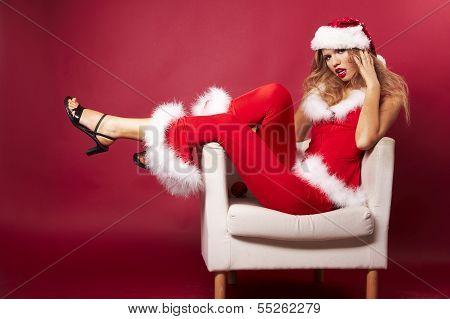Sexy Santa Helper