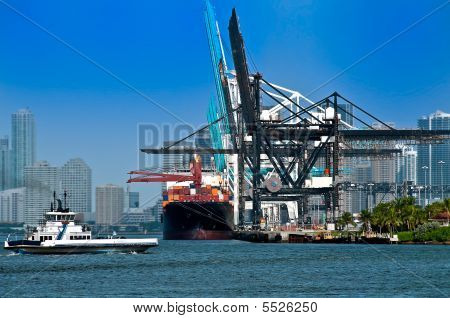Miami Seaport