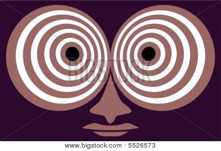 Hypnotic Look.